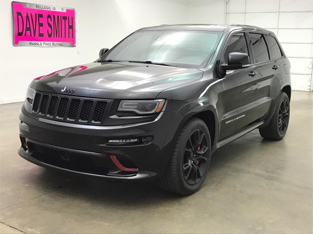 Pre Owned 2014 Jeep Grand Cherokee SRT 8