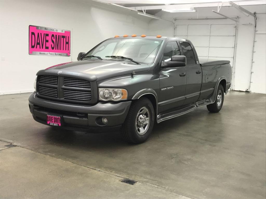 Pre-Owned 2004 Dodge Ram Pickup 3500