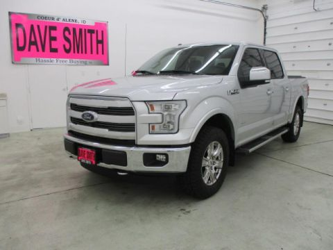 Pre-Owned 2016 Ford F-150 Lariat 4WD