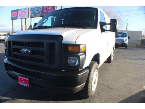 Pre-Owned 2014 Ford Econoline E150 Commercial