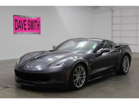 Pre-Owned 2017 Chevrolet Corvette Grand Sport Grand Sport LT Rear Wheel Drive Coupe 2D
