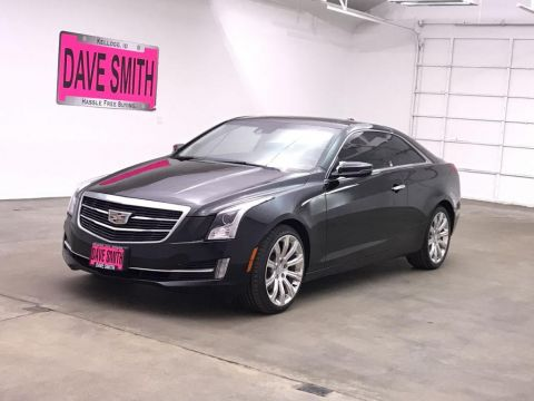 Pre-Owned 2016 Cadillac ATS AWD